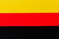 Deutsche flag, 2010, akryl na plátno, formát 60 x 144 cm
